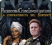 Paranormal Crime Investigations: La confraternita del Serpente