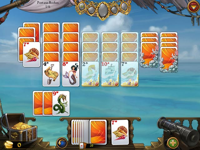 Video for Seven Seas Solitaire