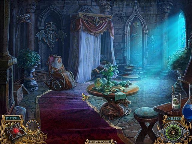 Video for Spirits of Mystery: La canzone della fenice