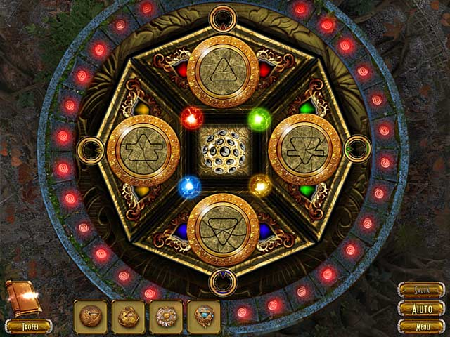 Video for Temple of Life: La leggenda dei quattro elementi