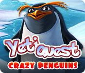 Yeti Quest: Crazy Penguins