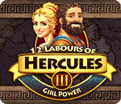 ヘラクレスの 12 の功業その 3:女の力