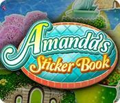 アマンダのステッカーブック