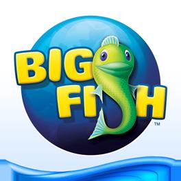 Big Fish ゲームのアプリ