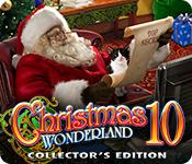 Christmas Wonderland 10 Collector's Edition