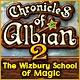クロニクル オブ アルビアン 2:ウィズベリー魔法学校
