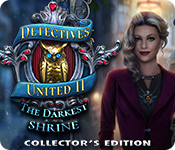 Detectives United II: The Darkest Shrine Collector's Edition