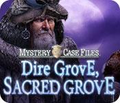 ミステリー事件簿:ダイアグローブの聖なる森