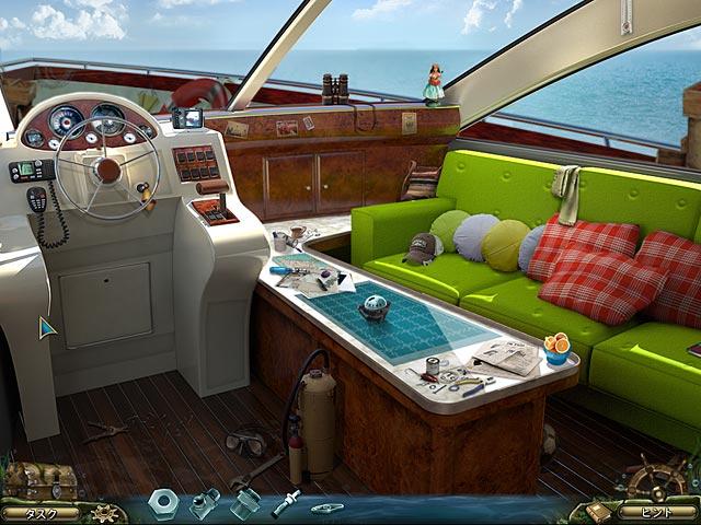 ブリガンティンの沈没船と財宝の謎の動画