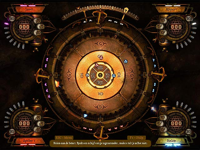 Video for Clockwork Crokinole