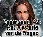 Department 42: Het Mysterie van de Negen