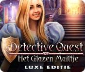 Detective Quest: Het Glazen Muiltje Luxe Editie