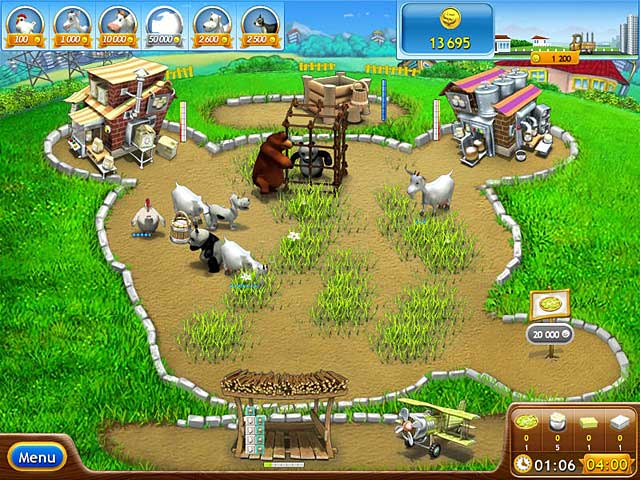 Video for Farm Frenzy Pizza Party