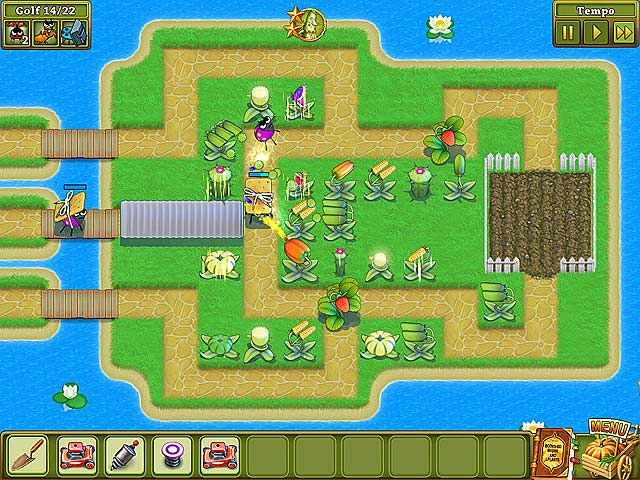 Video for Garden Rescue