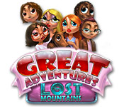 Great Adventures: Lost in Mountains