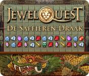 Jewel Quest: De Saffieren Draak
