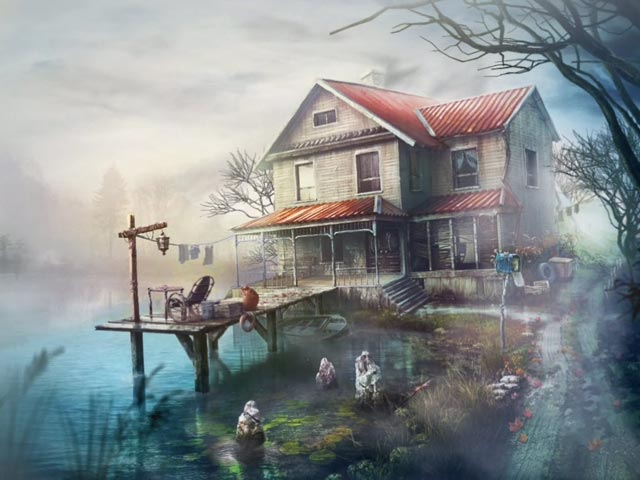 Video for The Lake House: Kinderen der Stilte Luxe Editie