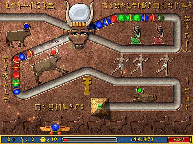 Video for Luxor Amun Rising