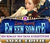 Een Moord en een Sonate: Een Roman van Dana Knightstone Luxe Editie