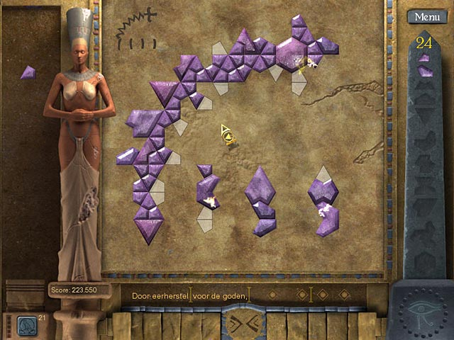 Video for Mosaic Tomb of Mystery