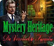 Mystery Heritage: De Vervloekte Familie
