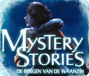 Mystery Stories: De Bergen van de Waanzin