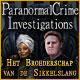 Paranormal Crime Investigations: Het Broederschap van de Sikkelslang