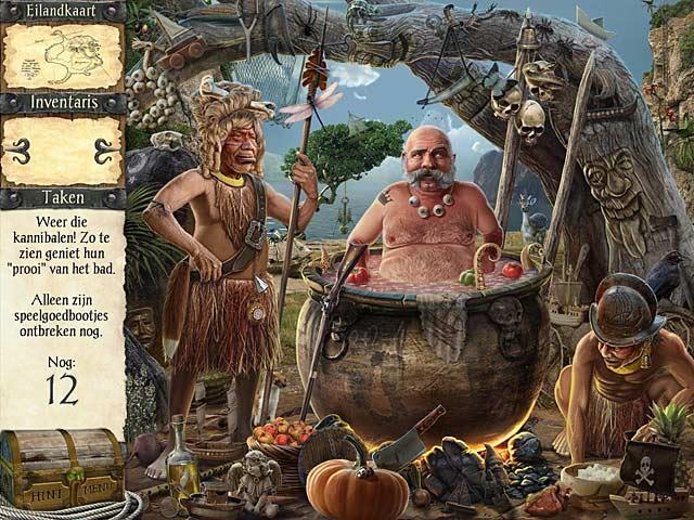 Video for Robinson Crusoe en de Vervloekte Piraten
