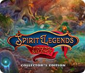 Spirit Legends: Finding Balance Collector's Edition