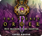 The Secret Order: Het Masker en de Scepter Luxe Editie