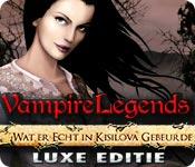 Vampire Legends: Wat er Echt in Kisilova Gebeurde Luxe Editie