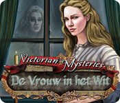 Victorian Mysteries: De Vrouw in het Wit