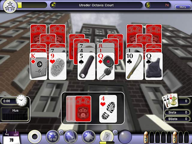 Video for Crime Solitaire