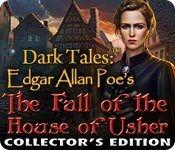 Dark Tales: Edgar Allan Poe's The Fall of the House of Usher Collector's Edition