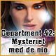 Department 42: Mysteriet med de nio