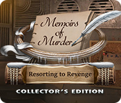 Memoirs of Murder: Resorting to Revenge Collector's Edition