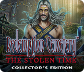 Redemption Cemetery: The Stolen Time Collector's Edition