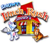 Snowy Lunch Rush