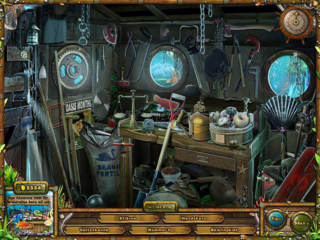 Video for Tales of Lagoona: Barnhemmet under havets yta