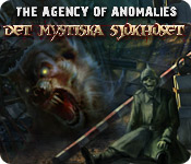The Agency of Anomalies: Det mystiska sjukhuset